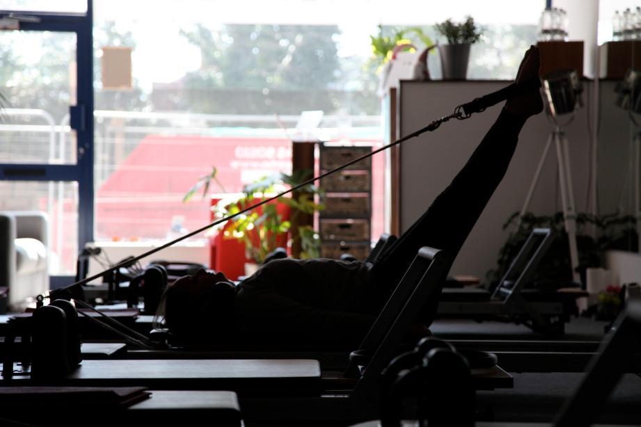 Reformer Pilates oncebyalys Lululemon