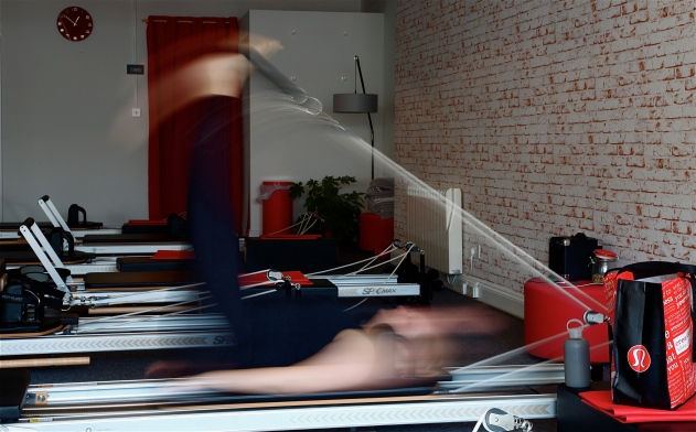 Reformer Pilates oncebyalys Lululemon. Fitness, health, Fitness fashion, Fitness Fashion Blog, oncebyalys, Functional Fitness,