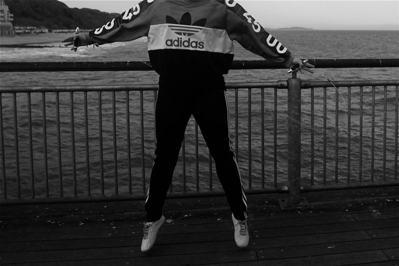 skipping Topshop Adidas oncebyalys
