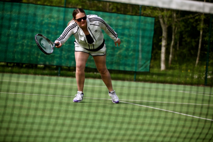 oncebyalys Tennis adidasoriginals asics functionalfitness Chewton Glen