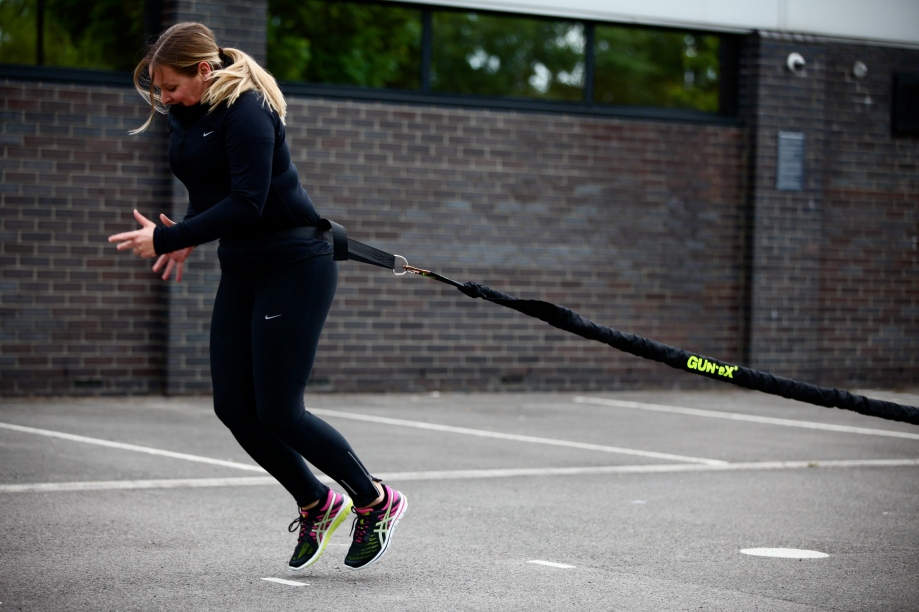 Functional Fitness Fitness First oncebyalys Nike Asics Outdoor Freestyle training