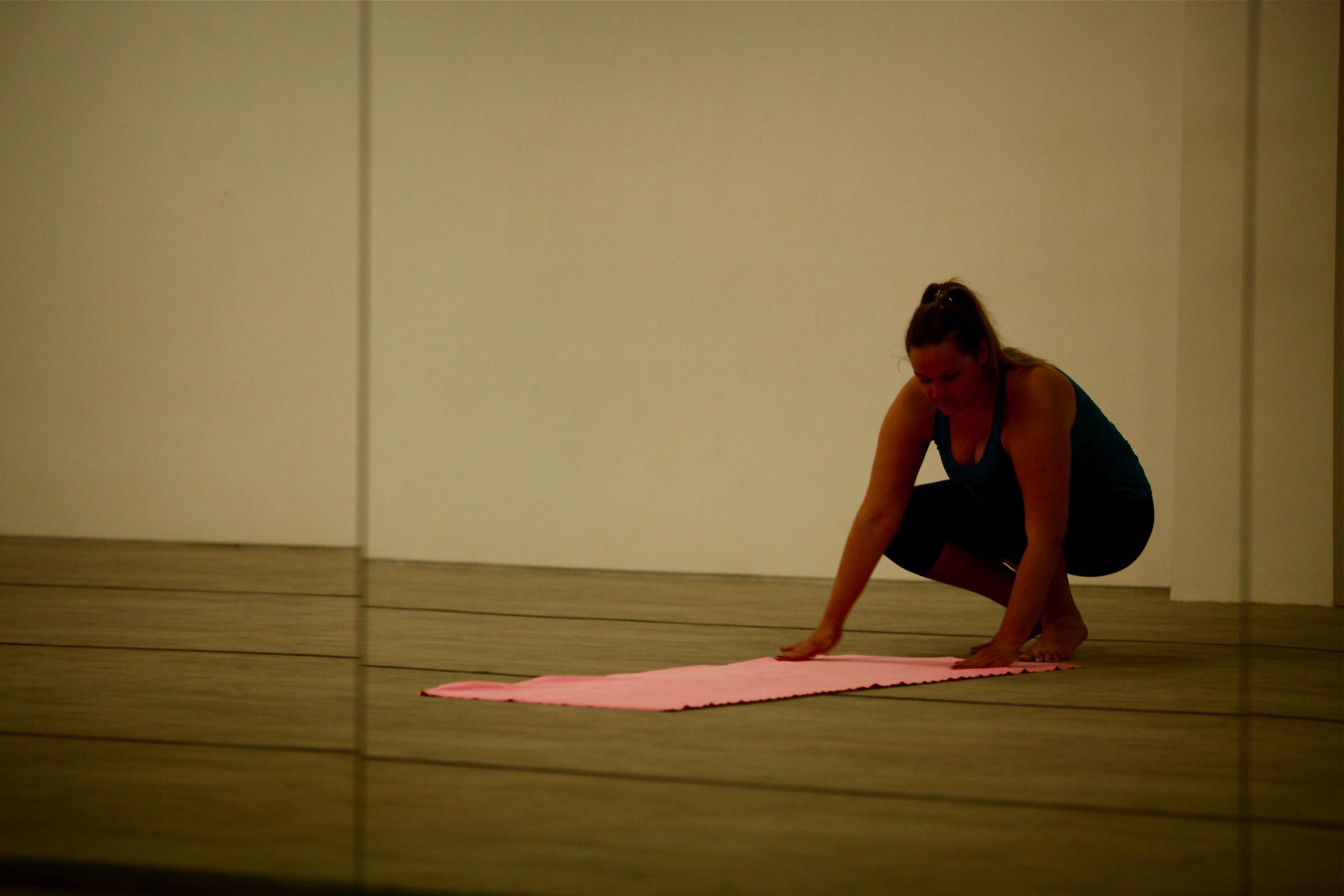 sweat drying yoga and non pin to slip bikram mat towel mats absorbing quick hot
